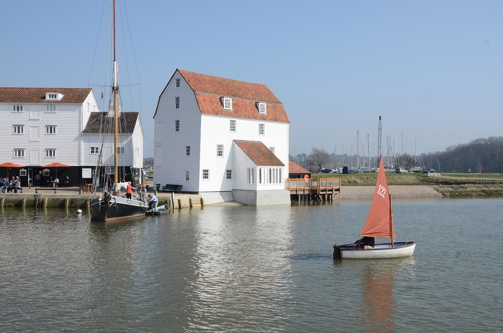 The Tide Mill at Woodbridge