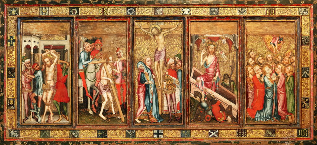 Despenser Retable from Norwich Cathedral