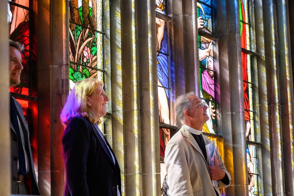 Sally Balcombe visits Norwich Cathedral
