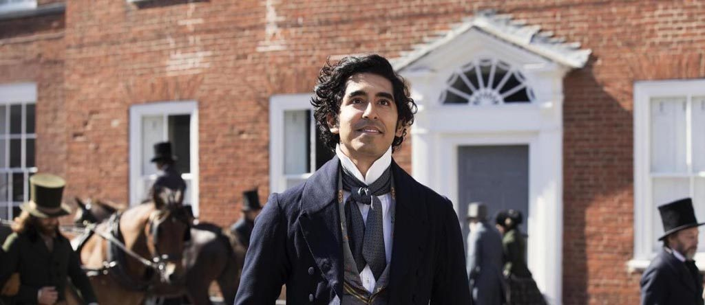 Dev Patel The Personal History of David Copperfield, Bury St Edmunds