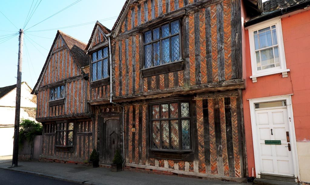 Harry Potter Lavenham