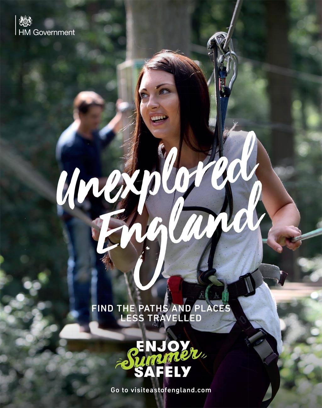 Unexplored England Thetford