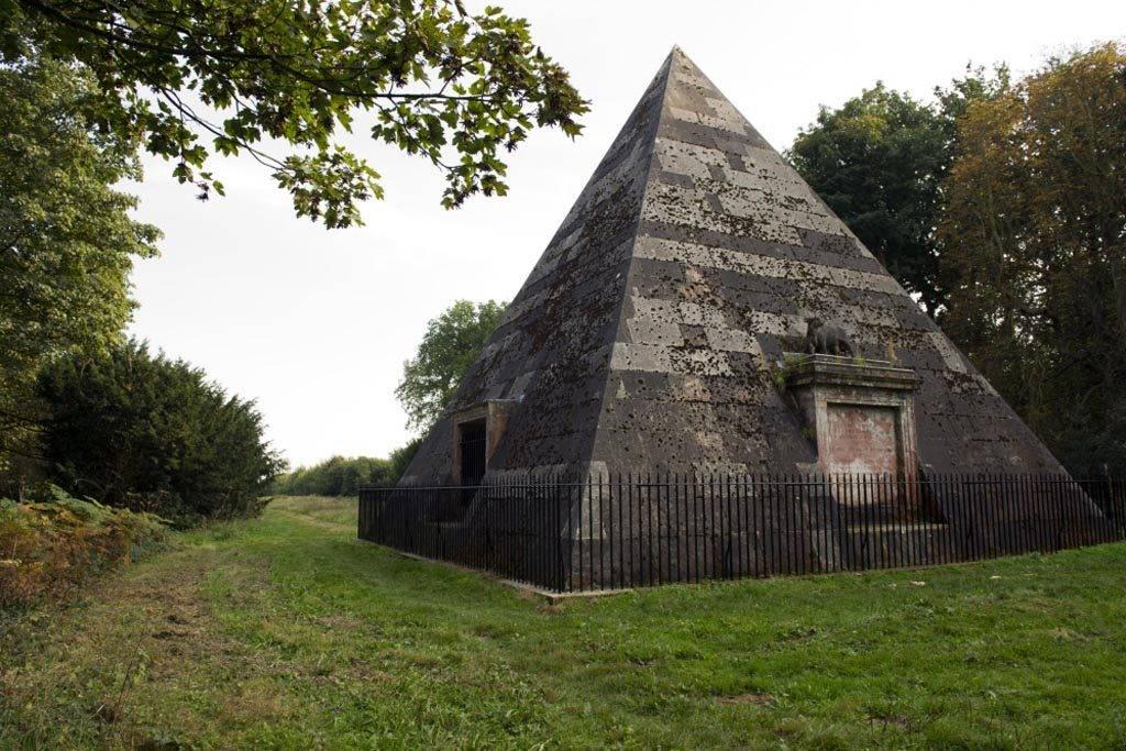 Blickling Mausoleum Pyramid