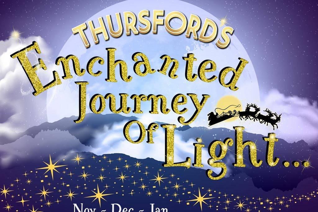 Thursford Enchanted Journey of Life