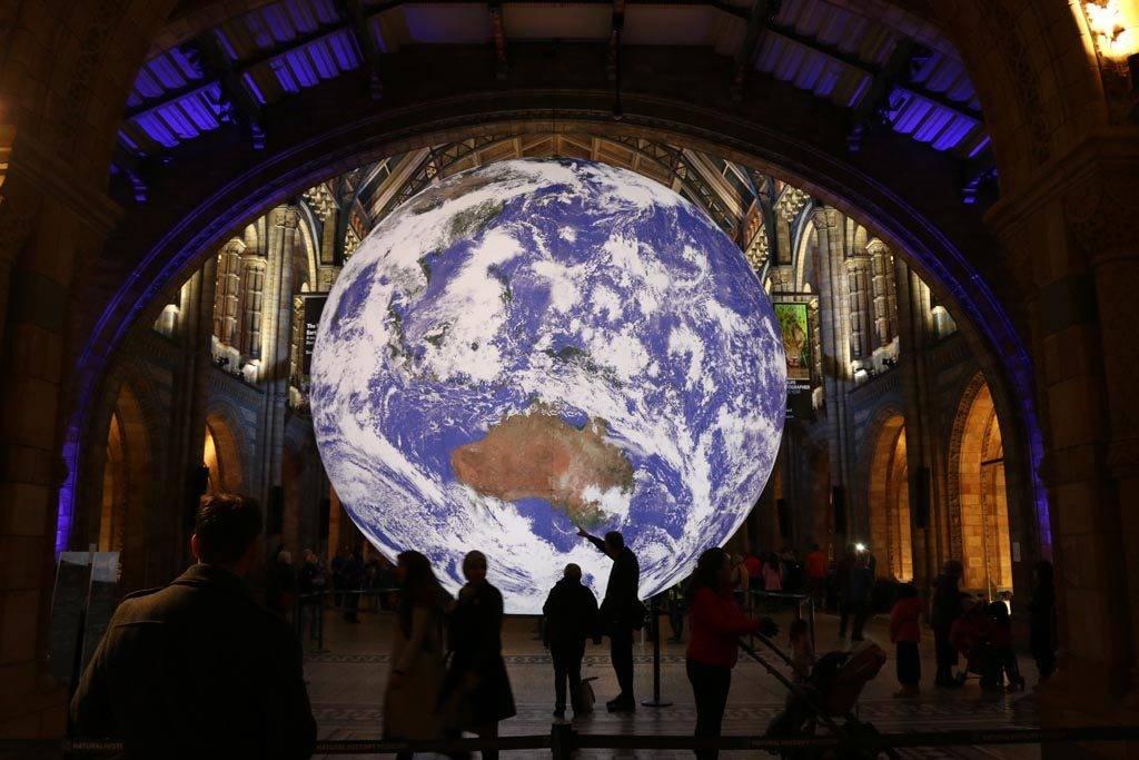 Gaia at Natural History Museum, 2018 (2)