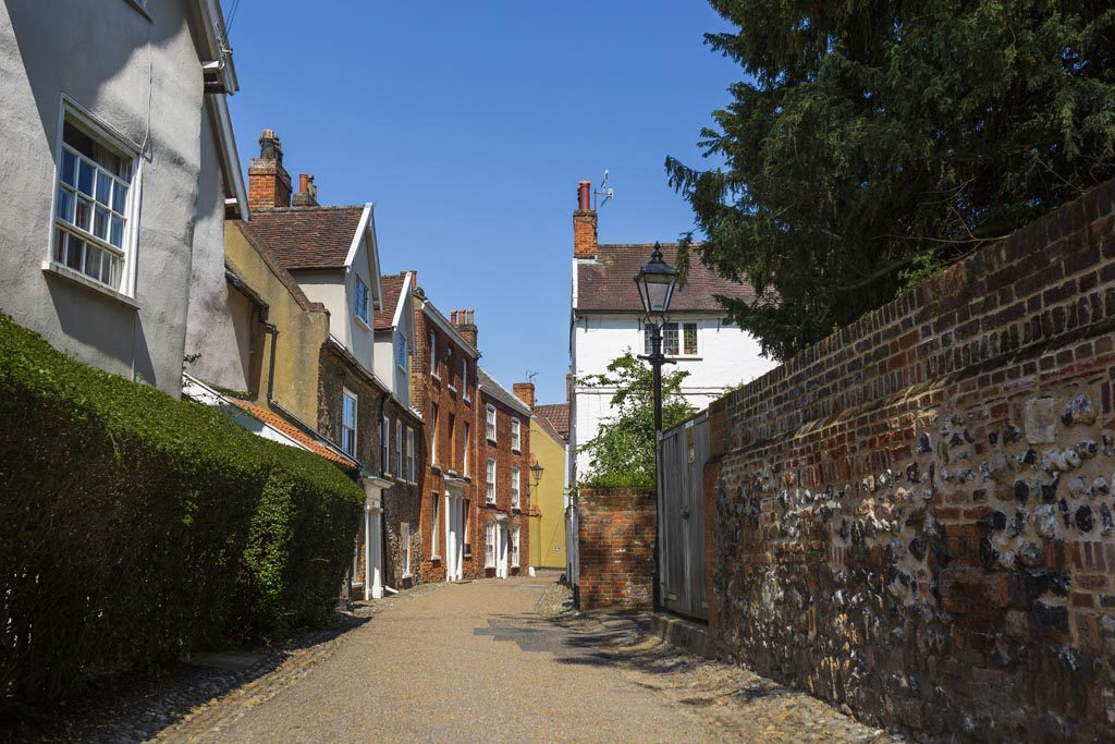 Cathedral Close, Norwich