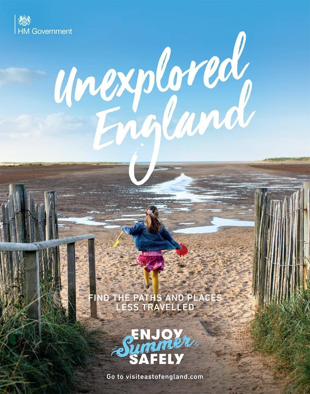 Unexplored England Holkham