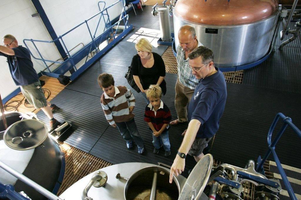 St George's Distillery tours, Brecks, Norfolk