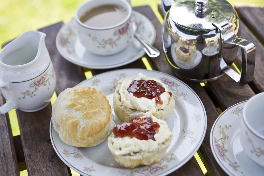Cream Tea (credit) National Trust Images David Levenson