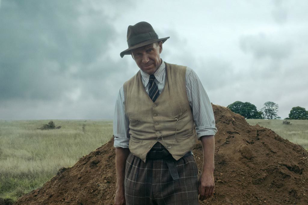 The Dig Ralph Fiennes
