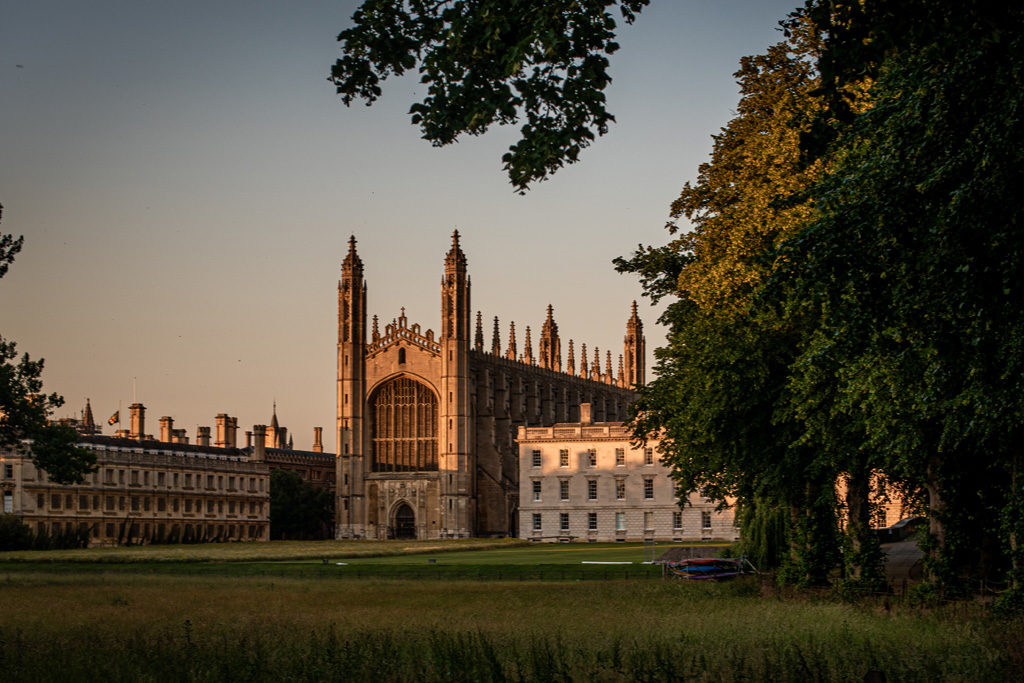 Cambridge Landscape - credit Damien Vickers Photography