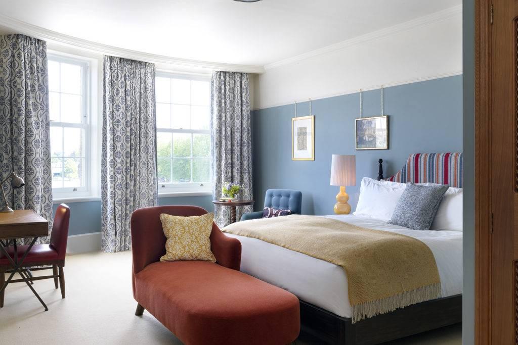 University Arms Bedroom, Cambridge
