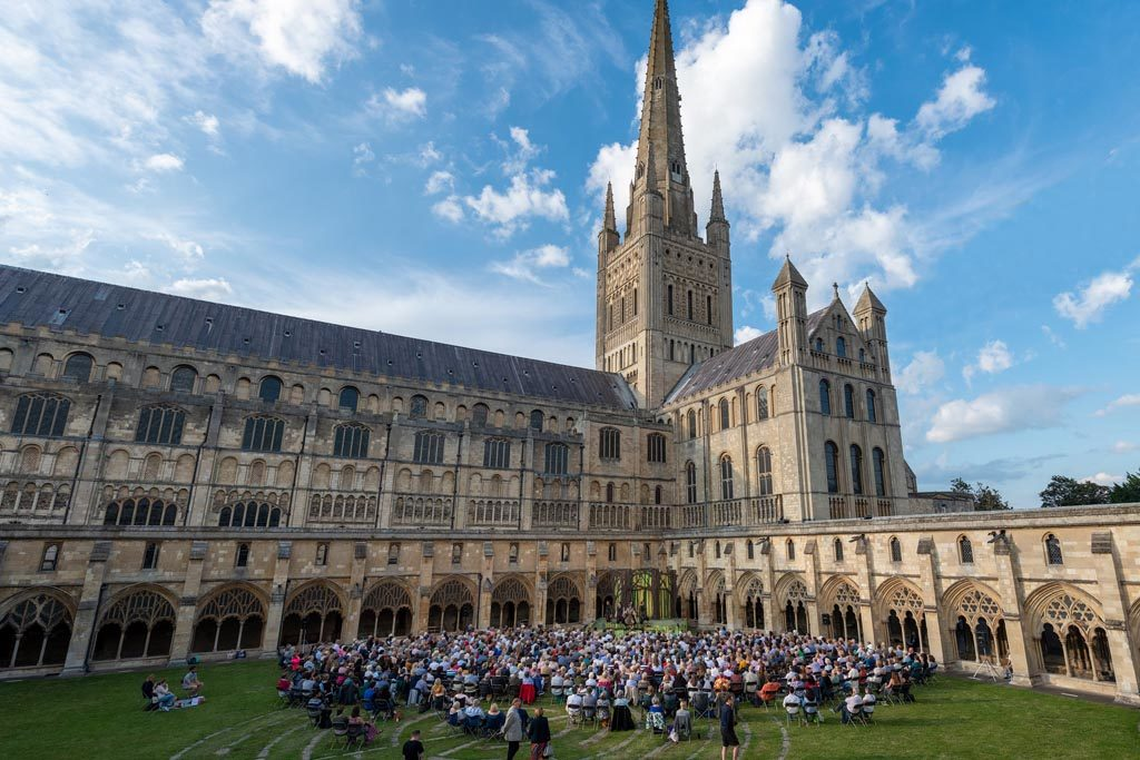 Shakespeare Festival Norwich Cathedral