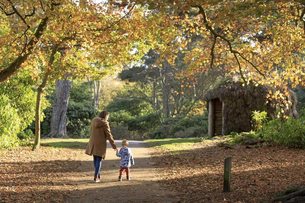 Autumn days out with family at Sheringham Park (credit) National Trust Images John Miller